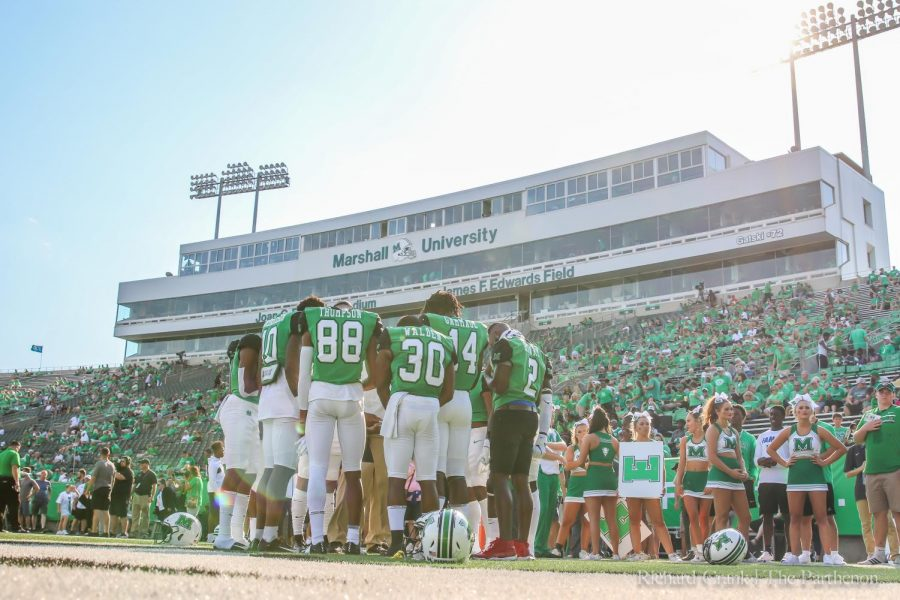 Herd Football vs Cincinnati Gallery