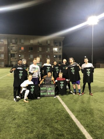LVP's win fall intramural flag football championship