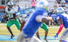 Herd football seeks first conference win of the season