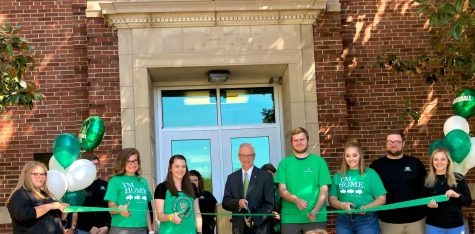 Marshall community celebrates grand re-opening of Jenkins Hall