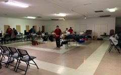 Red Cross Club hosts monthly blood drive for students and community members