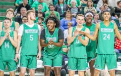 Herd men's basketball shows dominance over Howard, picks up second win