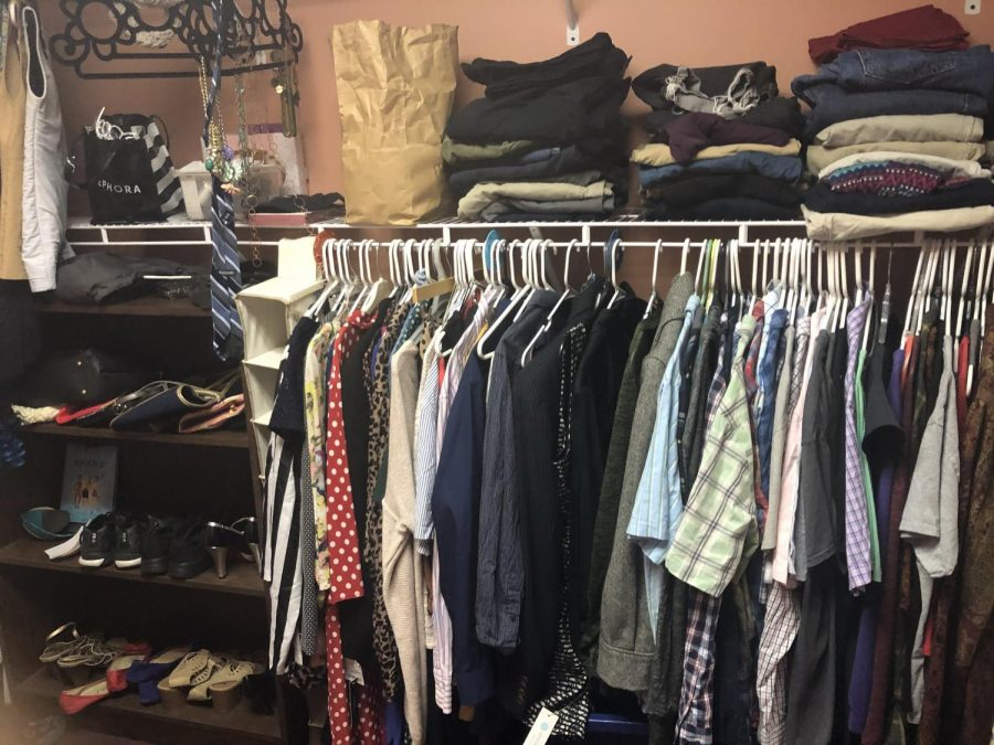 The+%22trans+closet%22+located+in+the+LGBTQ%2B+Office+provides+clothing+for+all+students.+