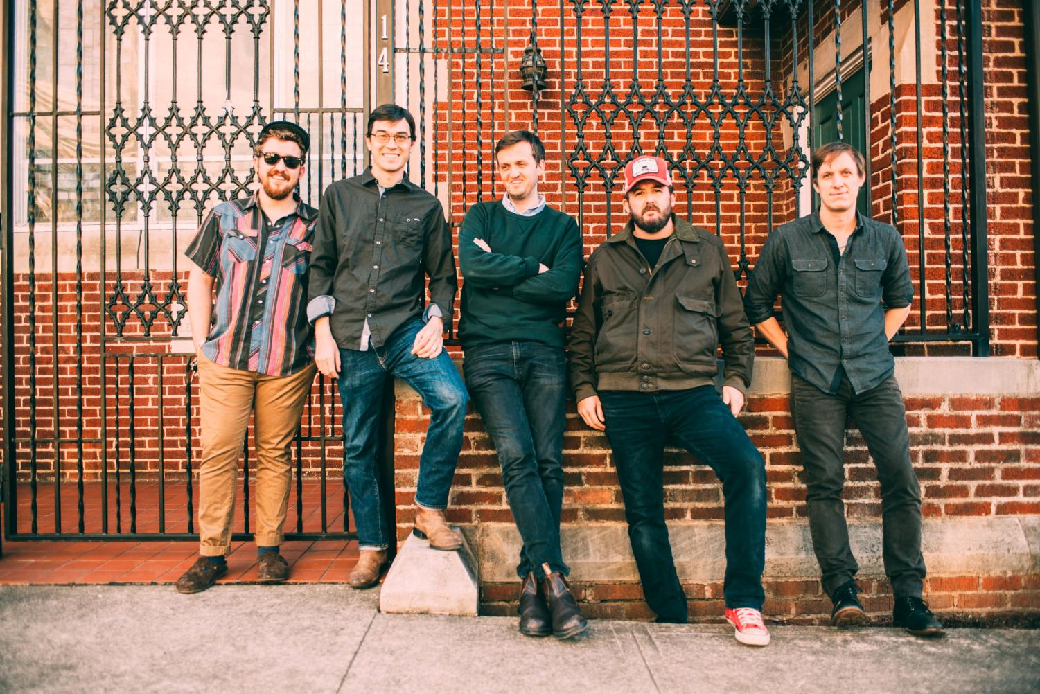 Town Mountain will perform at The V Club at 10 p.m. Nov. 23.