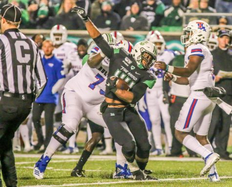 Charlotte 49ers gaze bowl eligibilty against Thundering Herd