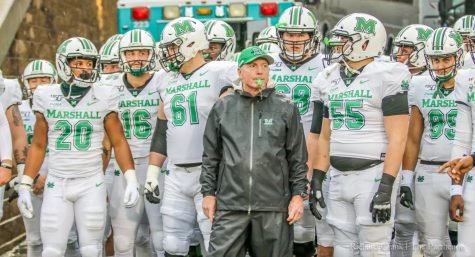 Marshall football vs Old Dominion (Gallery)