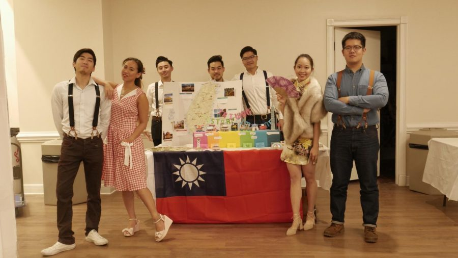 Attendees+of+the+56th+annual+International+Festival+experienced+a+variety+of+foods%2C+fashions+and+other+cultural+elements++Nov.+9+in+the+Memorial+Student+Center.