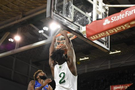 Herd men's basketball prepares for high-octane rematch against Panthers