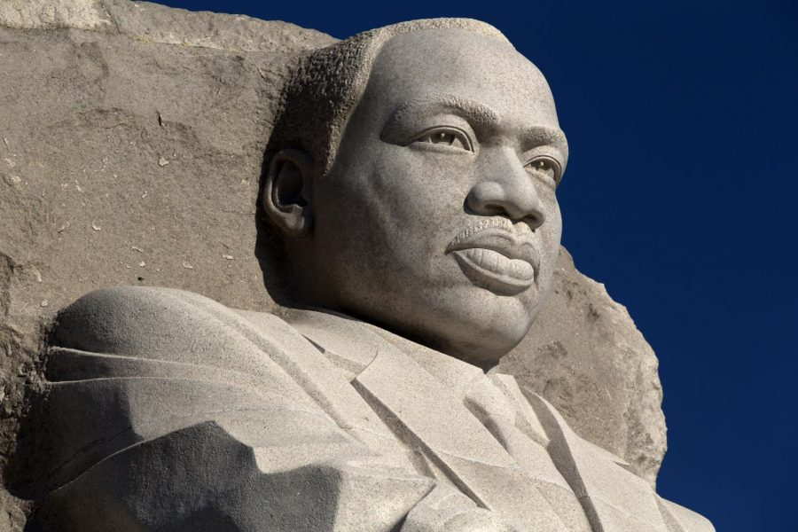 The+Martin+Luther+King+Jr.+Memorial+during+the+9th+Annual+Wreath+Laying+and+Day+of+Reflection+and+Reconciliation%2C+in+Washington%2C+Monday%2C+Jan.+20%2C+2020.