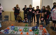 Students take on robotics challenge