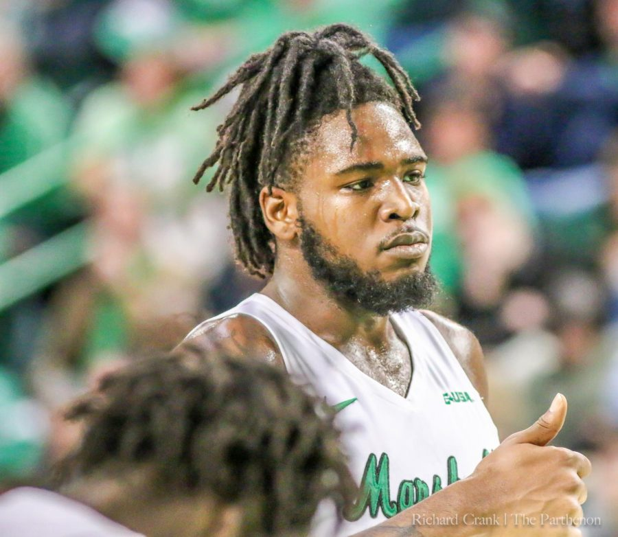 Marshall University Men's Basketball vs. North Texas Mean Green (1/4/20)