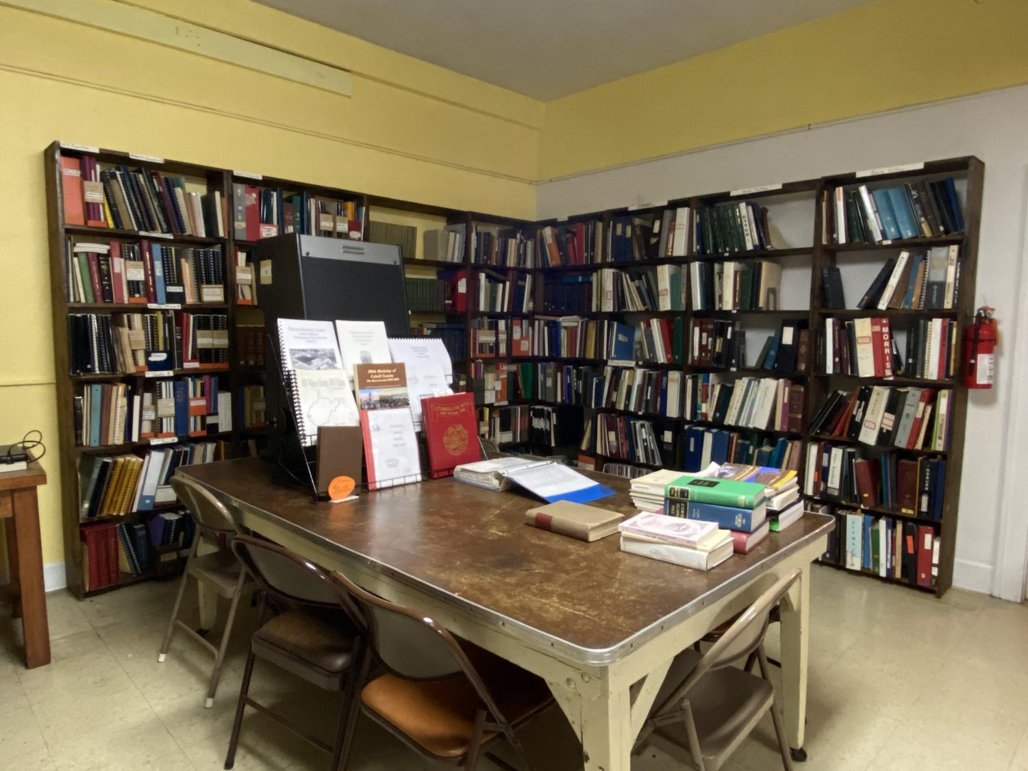 KYOWVA library includes alphabetized family histories, as well as histories from Cabell, Lincoln, Logan, Kanawha and Wayne counties.