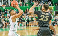 Herd men's basketball prepares for Texas two-step road trip