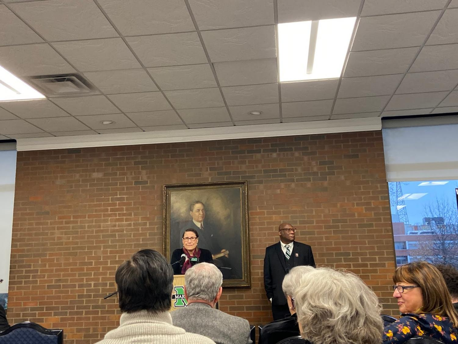Evelyn Brooks Higginbotham discussing the 2020 Black History theme,