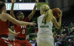 Marshall women's hoops travels to WKU, face ODU at home