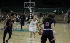 Great Shooting for Marshall Women's Hoops Propelled It to a 76-66 Win Over UTEP