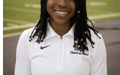 Athlete of the Week: Safiyyah Mitchell Women's Track and Field