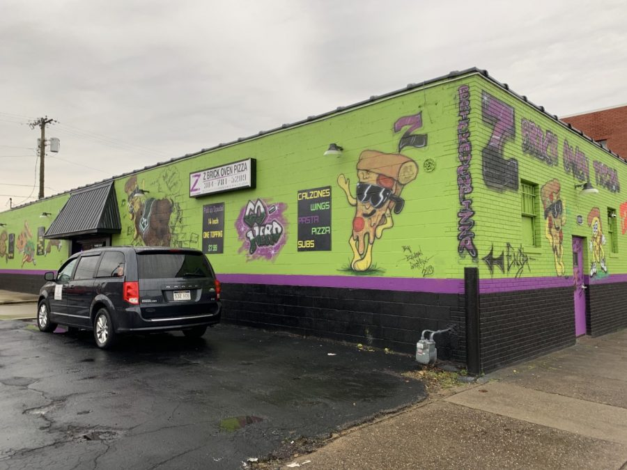 """Z Brick Oven Pizza is looking to expand its 1037 7th Ave. location. In an attempt to draw more """"late night"""" customers, the pizza restaurant is open from 4 p.m. to 4 a.m."""