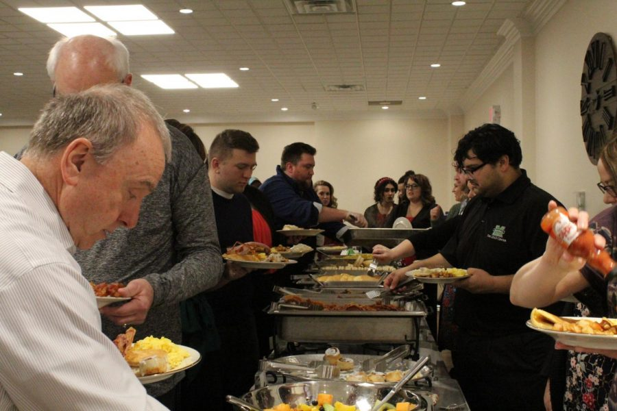 Marshall+University+holds+annual+Diversity+Breakfast