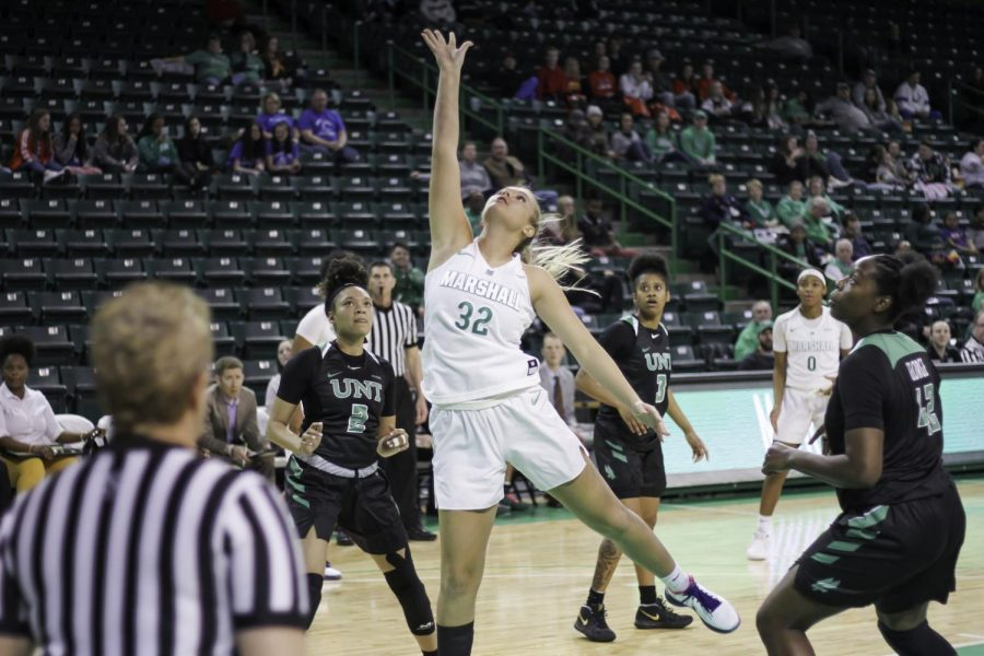 Herd women's basketball readies for Conference USA Tournament matchup against USM