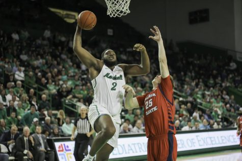 Men's basketball heads to C-USA Tournament