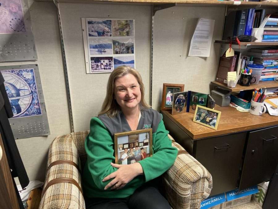 Mothers on campus: Professor shares her experience