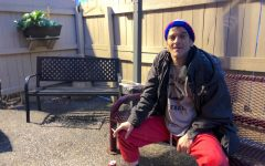 Homeless in Huntington: Wayne Glover Jr., 'J.R.'