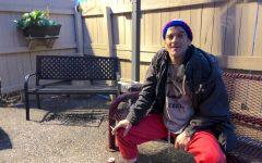Homeless in Huntington: Wayne Glover Jr., 'J.R.'