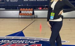 Sports Editor Taylor Huddleston traveled to Frisco, Texas for the 2020 Conference USA Basketball Tournament to cover Marshall men and women's basketball teams.