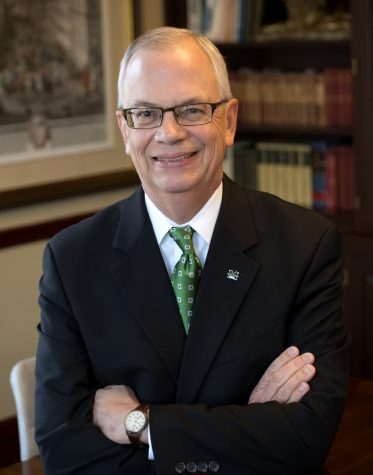 Pres. Gilbert: Let's keep hope alive at Marshall