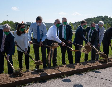 Marshall University breaks ground for new flight school