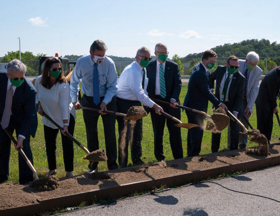 Marshall University breaks ground for new flight school