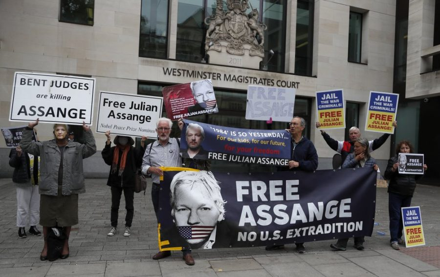 RADICAL PERSPECTIVE: Julian Assange is an (honorary) American hero
