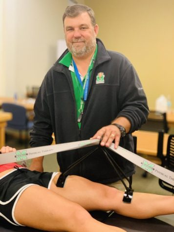 Physical Therapy faculty member to attend LaunchIt program for invention