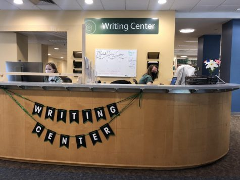 Writing Center open with limited face-to-face