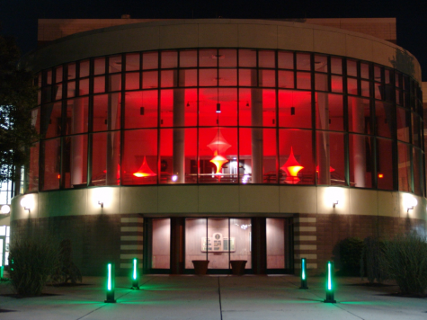 Joan C. Edwards Performing Arts Center, all known as the Playhouse.