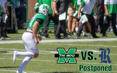 Marshall vs. Rice football postponed