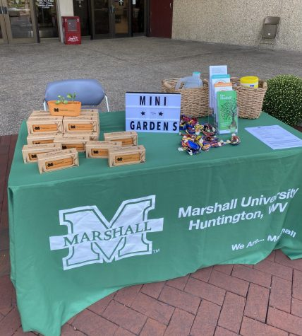 Marshall students, faculty celebrate World Mental Health Day