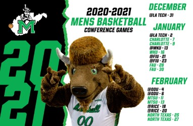 Men's Basketball Conference Schedule