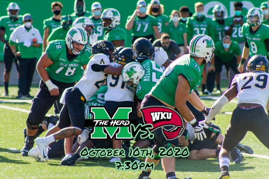 Marshall+to+travel+to+Western+Kentucky-First+game+in+three+weeks