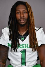 Willie Johnson (Marshall Athletics/HerdZone.com)
