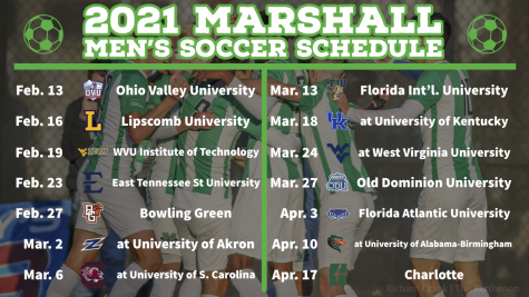 Herd men's soccer season begins Saturday