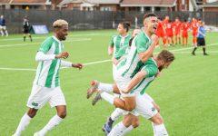 Mens Soccer: MU vs. Bowling Green