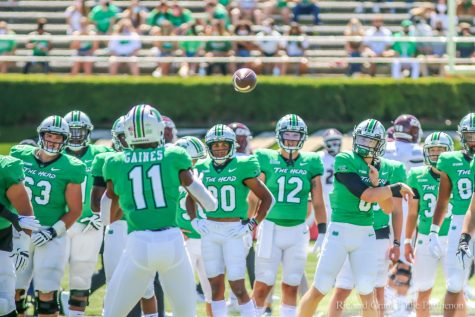 Spring game to showcase Huff's Herd