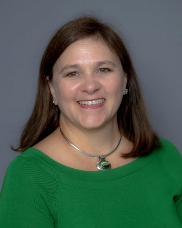 Pamela Holland, MA-CCC-SLP/BCS-S, is an Associate Professor, Chair and Graduate Program Director for the Department of Communication Disorders at Marshall University.