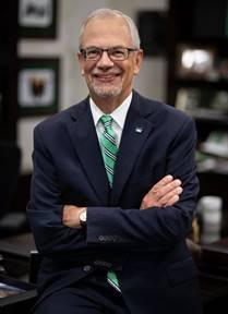 Marshall University President Jerome Gilbert Ph.D.