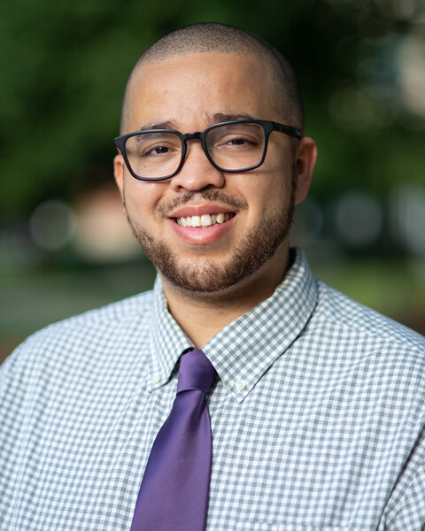 Keigan Aabel-Brown, coordinator for the West Virginia Behavioral Health Workforce and Health Equity Training Center. | Photo Courtesy Marshall Communications