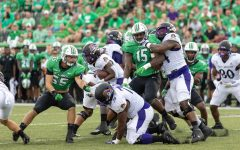 MU and ECU battle out the win on Saturdays game