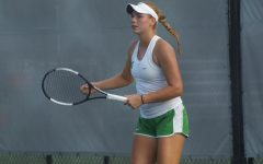 Marshall Womens Tennis Players take on LU Invitational