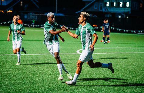 Marshalls Mens Soccer Team Breaks Program Record in Win Over UAB